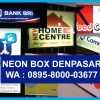 neon box denpasar