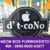 neon box purwokerrto